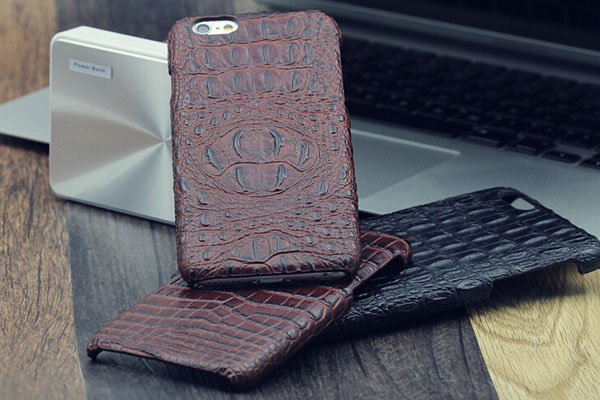 iPhone 6 6s leather back cover