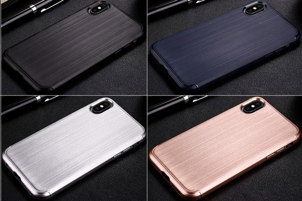 Brushed TPU cover
